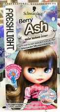 Schwarzkopf FreshLight Blythe Hair Color Kit Dying Creamy Foam Japan Berry Ash