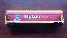 AHM Lipton 55' Centre Flow Hopper Tea Wagon N.A.T.X 701301 (No Box)