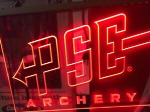 PSE LED  HANGING SIGN   11 x16