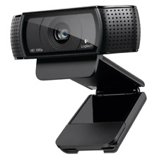 Logitech Pro C920 HD WebCam - Black (960-000770)