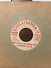 """Collection of 28 classic 70s country Christmas 45 rpm 7"""" vinyl records"""