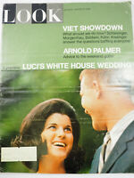 Look magazine August 9, 1966 - Luci's White House wedding