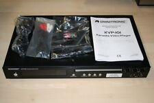 Omnitronic KVP101 Karaoke Video Player in OVP schwarz gebraucht