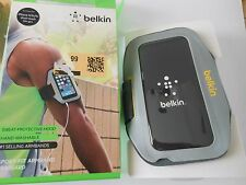 Belkin Sport-Fit ArmBand Brassard for Iphone 5 5s New