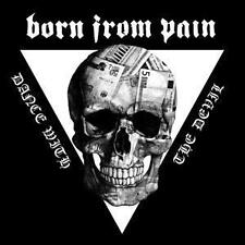 BORN FROM PAIN - DANCE WITH THE DEVIL  CD NEU