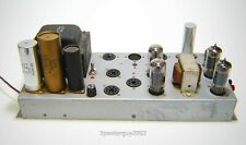 Vintage Modified Conn 7868 Stereo Tube Amplifier / 59092-7 / UK-6026 -- KT