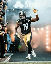 JuJu Smith-Schuster Pittsburgh Steelers UNSIGNED 8X10 Photo (C)