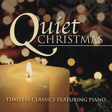 Quiet Christmas by Various Artists (CD, 2004, Waterfront Ent.)