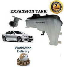 Para Jaguar Xf 3.0 V6 4.2 V8 2007 -- & Gt Nuevo Radiador Expantion Tanque Refrigerante Botella