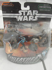 Kashyyyk & Felucia Heroes Star Wars Unleashed Episode 3 Revenge of the Sith set