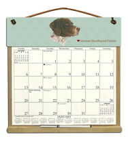 German Shorthaired Pointer Calendar With 2020 & An Order Form For 2021.