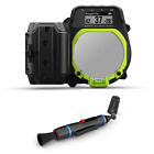 Garmin Xero A1 Bow Auto Ranging Digital Sight with Lens Cleaning Pen Bundle