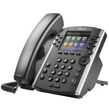 Polycom VVX 410 12-line Desktop Phone Gigabit Ethernet with HD Voice 2200-46162-