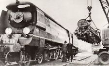 "Typhoon at Ashford Kent 1948 Railway Collection ""West Country"" class No. 7 (259)"