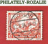GERMANY  STAMPS USED  1933 Mi 504  WAGNERS OPERAS.