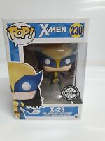 Funko Pop! Marvel X-Men - X-23 Vinyl Figure #230 Exclusive