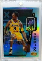 1999 UD IONIX Kobe Bryant KINETIX #K13, Refractor Like Rare Insert, Sharp!