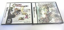 Chrono Trigger & Radiant Historia  Bundle for Nintendo DS DSi DSLite *BRAND NEW*