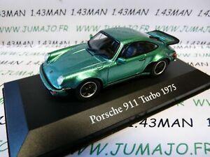 CH10T: Coches Collar Atlas IXO Chapatte: Porsche 911 Turbo 1975
