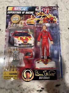 Nascar Superstars of Racing Special Edition BILL ELLIOTT Figure!