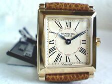 RAYMOND WEIL Ladies Roman Dial Gold Square Quartz Watch 9866 (no band)