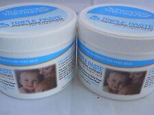 Triple Paste Medicated Ointment for Diaper Rash 8oz (2pk bundle) exp 2021