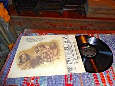 """THE MAMAS & THE PAPAS """"PEOPLE LIKE US"""" LYRIC'S DUNHILL  DSX-50106  VG / G(POOR)"""