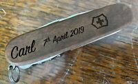 Victorinox Spartan Swiss Army Knife - Walnut Wood