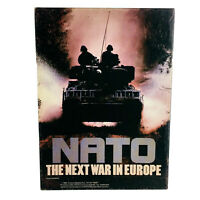 NATO: The Next War In Europe by Victory Games 1983 Punched VG+