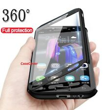 For Samsung Galaxy S9 S8 Plus Case 360 Shockproof Hybrid Cover Screen Protector