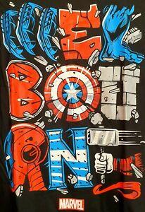 New Travis Price – Marvel Melbourne T Shirt- Mens Black  (XL) - Collector Artist