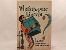 Vintage 1971 What's the Prize Lincoln by Dale Fife