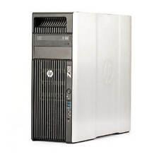 Hp Z620 Workstation Xeon 2.4Ghz 32Gb 480Gb Ssd +2Tb Quadro 600 Win 10 Pro