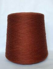 100% Cashwool Wolle • RUST • 24€ /Kg • NM 30/2 • Garn Kone Zegna Baruffa 421923