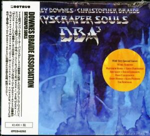 DOWNES BRAIDE ASSOCIATION-SKYSCRAPER SOULS-IMPORT CD WITH JAPAN OBI F30