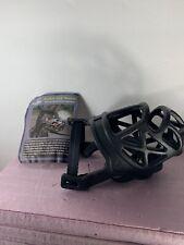 New listing Dog Muzzle, Breathable Basket Muzzle Black Size Large-Springer Spaniel