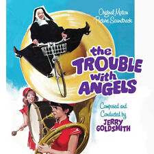 The Trouble With Angels - Complete - Limited Edition - OOP - Jerry Goldsmith