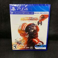 Star Wars: Squadrons (PlayStation 4 / PS4) BRAND NEW
