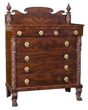 Empire Antique Dressers Vanities 1800 1899