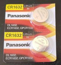 Pile Bouton CR1632 Panasonic X2