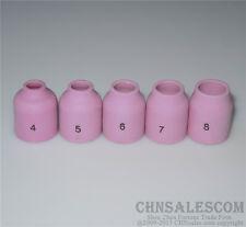 5 pcs 53N58 53N59 53N60 53N61 53N61S Alumina Nozzle Gas Len Cup WP-9/20/25/17/18