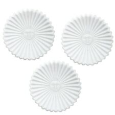 Uttermost Sol Marble Wall Decor, Set of 3 - 4243