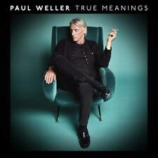 CD PAUL WELLER  - TRUE MEANINGS -