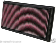 KN AIR FILTER REPLACEMENT AUDI TT (8N) 1.8/3.2/QUATTRO 1998 - 2006