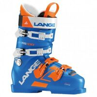 Lange RS100 Ski Boots - Size 26.5 US Men's 8-8.5