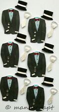 Artoz Artwork 3D-Sticker, Hochzeit Bräutigam, Anzug, Liebe