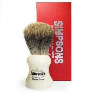 PENNELLO DA BARBA SIMPSONS EAGLE G3 PURE SHAVING BRUSH