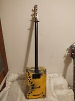 The Electric Bumblebee - cigar box guitar style three string