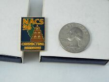 96 NACS CONNECTING MISSIONS PIN