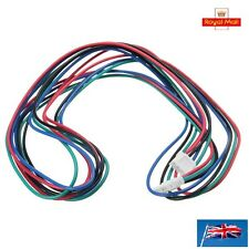 1M 4pin Cable de motor gradual XH2.54 Macho Compatible con Impresora 3D serie MKS